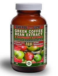 Green coffee bean extract & Raspberry ketones for weight lost, Click here to know more!