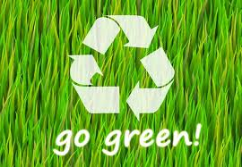 Recycling and Going Green